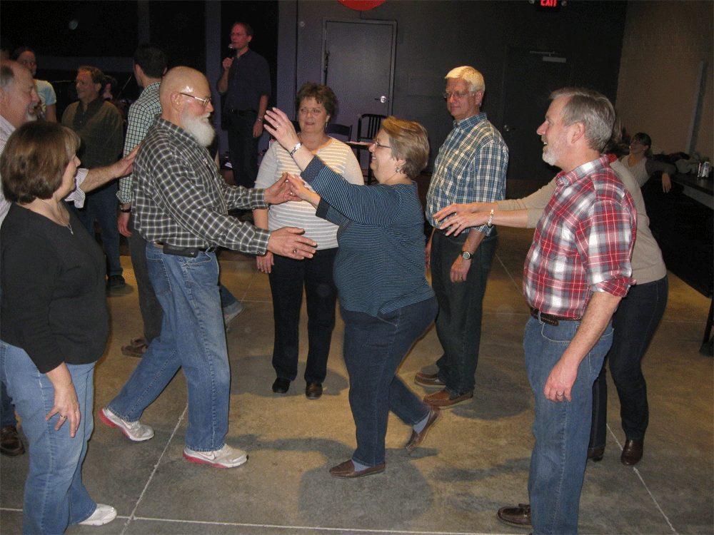 4F Club: Square Dancing