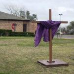 Trinity UMC Duncanville Lent Cross