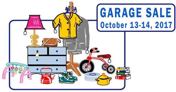 Garage Sale 2017