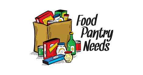Food Pantry Needs July 5 2018 187 Lake Cities Umc